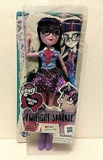 NEW, MY LITTLE PONY EQUESTRIA GIRLS DOLL, TWILIGHT SPARKLE-Free Shipping