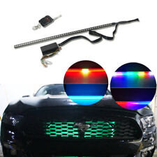 RGB LED Knight Rider Scanner Strip Lights For 2015&up Ford Mustang Under Hood