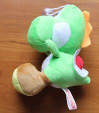 "New Super Mario Bros Yoshi 7"" Plush Figure Stuffed Dinosaur Doll Nintendo Toy !!"