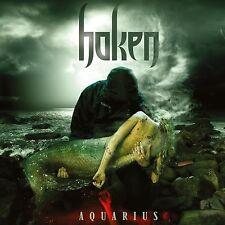 HAKEN - AQUARIUS (RE-ISSUE 2017)  2 VINYL LP+CD NEW+