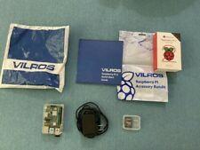 VILROS Raspberry Pi 2 Model B Single-Board Computer, KIT.