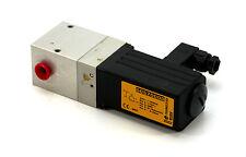 "ASCO JOUCOMATIC Pulstronic Dosierventil 60570000 | 24V, 150mA, 0-10bar, 1/8"" OVP"