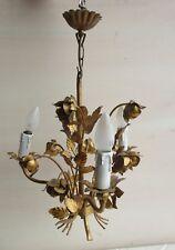 alte Hängelampe Deckenlampe Lampe 50er 60er Jahre Design Hans Kögl Florentiner