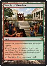 MTG Magic - (R) Theros - Temple of Abandon - SP