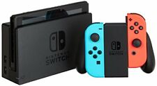 Nintendo Interrupteur Joie-avec Blu/rouge Arms