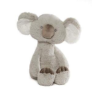 "Baby GUND Toothpick Koala Plush Stuffed Animal 16"", Gray"