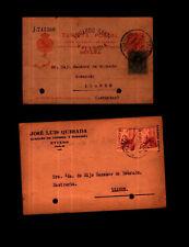 Lotes postales antiguas
