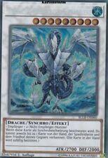 Einzelne Yu-Gi-Oh! Neuwertig oder-Cards mit Drachen-Secret-Rare besser