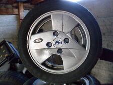 Ford Sommerräder 165/60 R14 75T 5x14 ET36 Felge Alu KBA 43778 Ka Alufelge