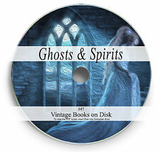 Rare Books on DVD - True Ghost Hunter Stories Apparitions Spirits Hauntings 47