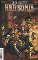LEGENDERRY RED SONJA  #4 New Bagged