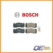 Front BMW 135i 12-13 Brake Pad Set Bosch QuietCast 34116797860 / 34 11 6 797 860