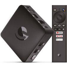 Receptor Android TV Engel EN1015K NEGRO 4K UHD 8GB, Dispositivos TDT