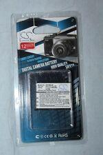 CAMERON SINO Batterie  pour Toshiba Camileo BW10 -  CS-DBL80