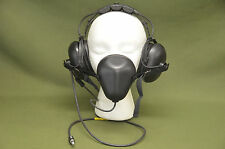 Military Vintage Roanwell Aviation Headset Microphone Mouthpiece (#5)