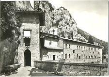 SUBIACO - SACRO SPECO - VEDUTA GENERALE (ROMA)