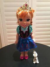 Ana (Frozen) Doll - Disney Princess Toddler Doll