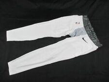 NEW Nike - Men'sWhite/Gray Dri-Fit Compression Pants (Multiple Sizes)