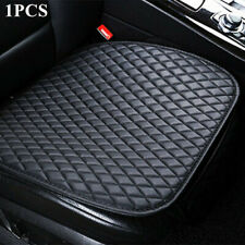 1x Universal Car Seat Cover Breathable Pu Leather Pad Mat Car Accessories Decor(Fits: More than one vehicle)