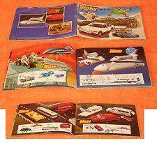 Dinky Toys -- Catalogue N° 14 -- 1978 -- Bon état d'usage