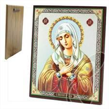 Ikone GM Rührung Holz 20 x 24 икона Умиление Богородица ikona
