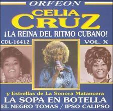 Various Artists : Reina Del Ritmo Cubano CD