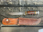 Vintage Kinfolks Fixed Blade Hunting Knife