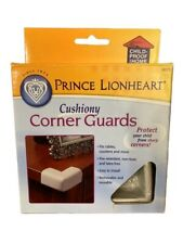 Prince Lionheart 4 Pack Cushiony Furniture Corner Guards NEW