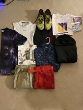 New listing Mens athletic clothing bundle with gifts