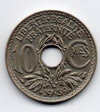 France - Frankrijk - 10 Centime 1939