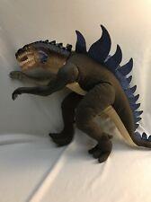 "1998 Godzilla Posable Vinyl Head Vintage Equity Stuffed Plush Toy 20"" Figure"