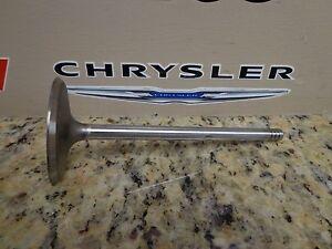 09-15 Chrysler Dodge Jeep Ram New Standard Intake Valve 5.7L Mopar Factory Oem