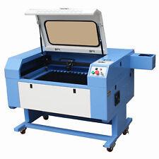 50W CO2 Mini Laser Engraving&Cutting Machine 500mm*700mm Wood/Acrylic/MDF USB CE