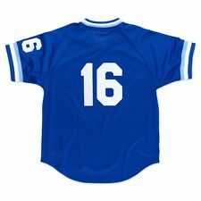 7228c5f0c39 Mitchell   Ness Blue MLB Kansas City Royals Bo Jackson 1989 Mesh BP Jersey M