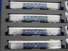 Roco 4 Stück DC CIWL Schlafwagen aus Set 61469, 1:87, Sehr hochwertig und selten