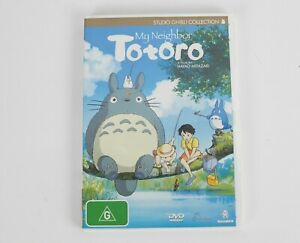 My Neighbor Totoro Dvd Complete Great Condition