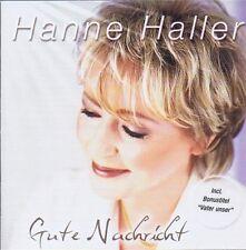 Hanne Haller - Gute Nachricht CD 2004