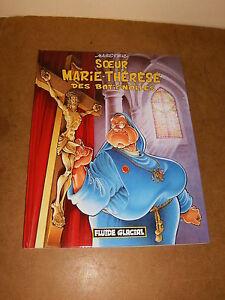 Album bande dessinée BD - SOEUR MARIE THÉRÈSE Des Batignolles TOME 1 - TBE