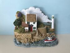 Lilliput Lane (L2807) HARBOUR LIFE (Scenic Treasures) With Box & Deeds