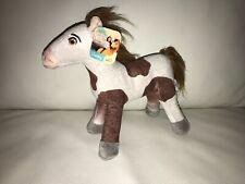 "Dreamworks Spirit Riding Free Boomerang 8"" Plush Horse Pony Netflix NWT"