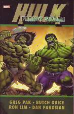 Hulk Planet Skaar trade paperback Marvel Greg Pak