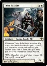 TALUS PALADIN Worldwake MTG White Creature — Human Knight Ally RARE