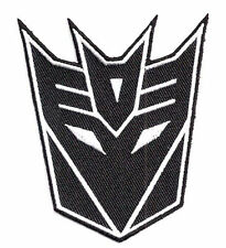 Transformers - Movie  Black Mask  -  Patch Uniform Aufnäher  zum aufbügeln neu