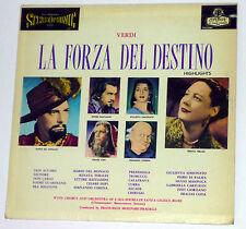 La Forza Del Destino Highlights - Verdi - Vinly LP - London OS25085