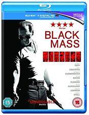 Brand New Black Mass Blu Ray Disc Digital HD copy Johnny Depp - dispatch in 24hr