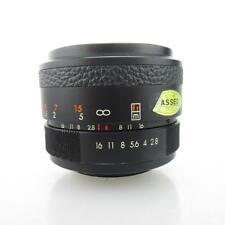 M42 Auto Danubia 1:2.8 f=35mm wide angle Objektiv / lens