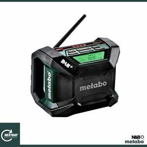 Metabo R 12-18 DAB+ BT Site Radio, AM/FM, DAB+ and Bluetooth 600778380