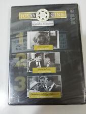 JOYAS DEL CINE DVD 6 NAVEGANTE - LOCOS DEL AIRE - LAS MINAS REY SALMONETE NUEVA