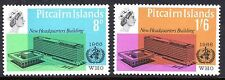 Pre-Decimal Lightly Hinged Pitcairn Islander Stamps