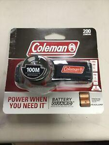 Coleman 200 Lumen Head Lamp 20180914